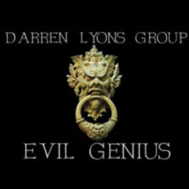 Darren Lyons Group - Evil Genius